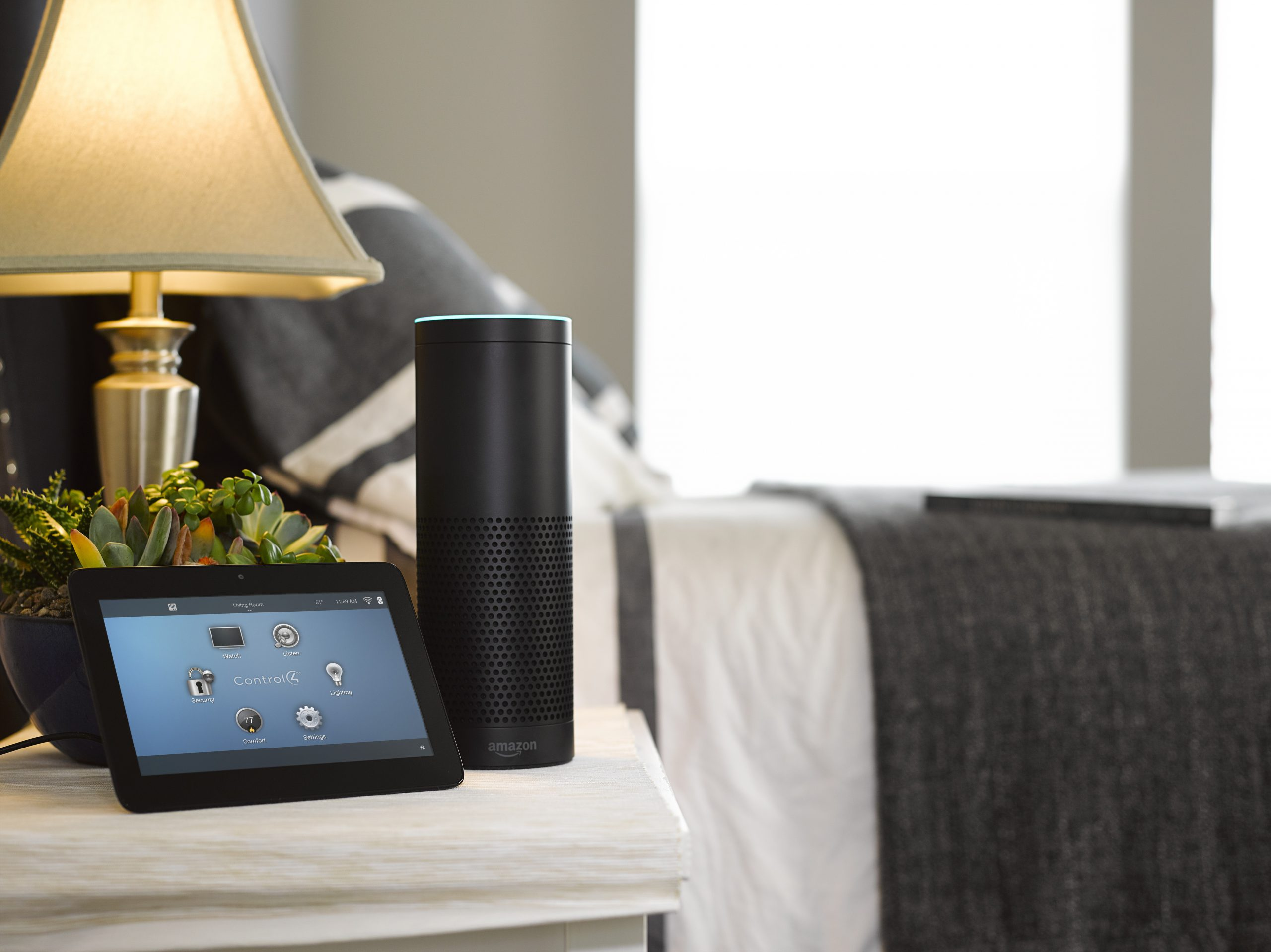 L'abilità di Control4 Amazon Alexa è disponibile in nuove regioni